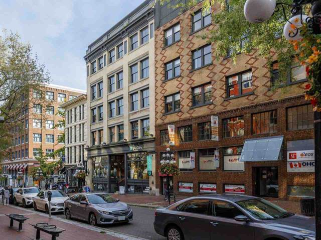 310 Water Street #403, Vancouver, BC V6B 1B6 (#R2502783) :: Ben D'Ovidio Personal Real Estate Corporation | Sutton Centre Realty