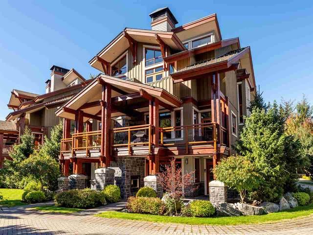 7124 Nancy Greene Drive #38, Whistler, BC V8E 0W9 (#R2502830) :: Ben D'Ovidio Personal Real Estate Corporation | Sutton Centre Realty