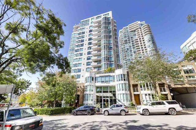1501 Howe Street #504, Vancouver, BC V6Z 2P8 (#R2502866) :: 604 Realty Group