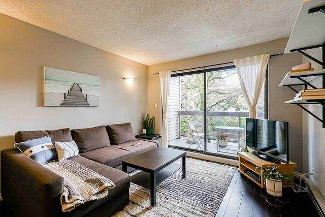 1422 E 3RD Avenue #220, Vancouver, BC V5N 5R5 (#R2502891) :: 604 Realty Group