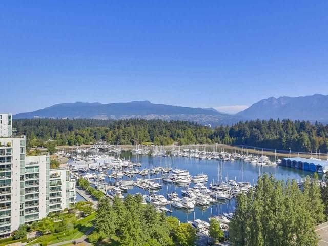 1650 Bayshore Drive #1603, Vancouver, BC V6G 3K2 (#R2502892) :: Premiere Property Marketing Team
