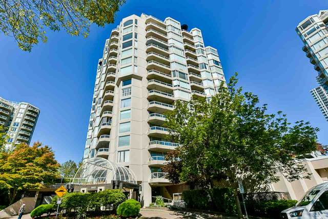 1065 Quayside Drive #1501, New Westminster, BC V3M 1C5 (#R2503383) :: Premiere Property Marketing Team