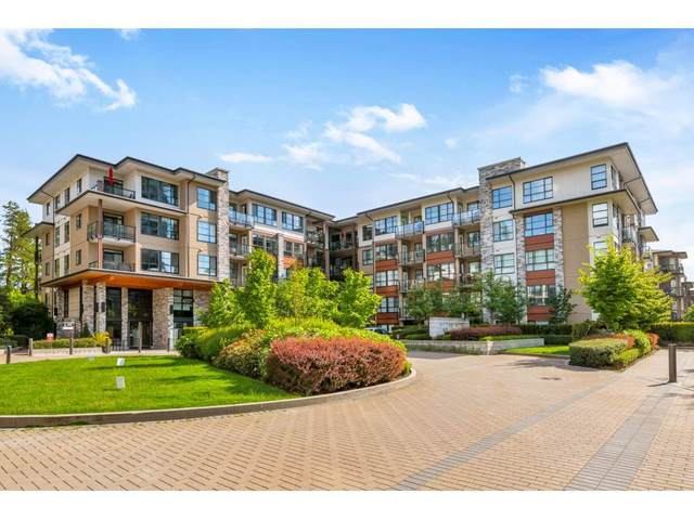 1152 Windsor Mews #508, Coquitlam, BC V3B 0N1 (#R2503421) :: Ben D'Ovidio Personal Real Estate Corporation | Sutton Centre Realty