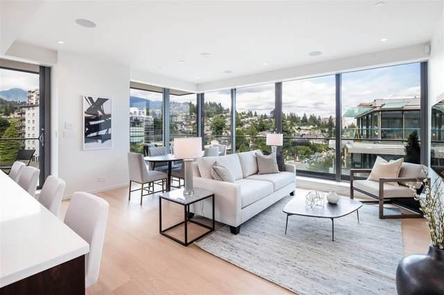1355 Bellevue Avenue #601, West Vancouver, BC V7T 0B4 (#R2503586) :: Ben D'Ovidio Personal Real Estate Corporation   Sutton Centre Realty