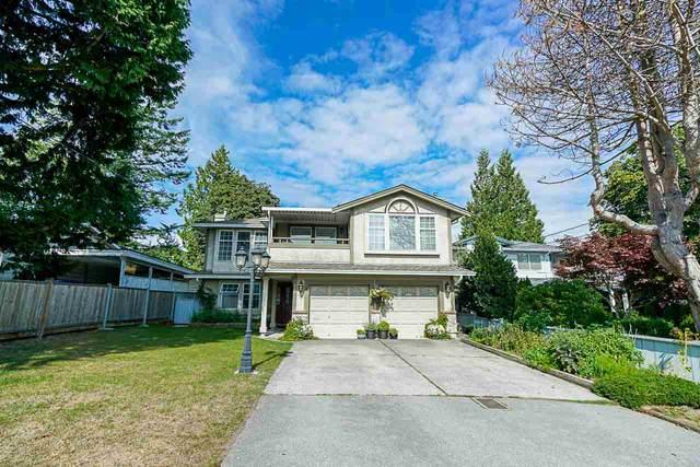 15713 Thrift Avenue, White Rock, BC V4B 2M3 (#R2503680) :: Ben D'Ovidio Personal Real Estate Corporation | Sutton Centre Realty