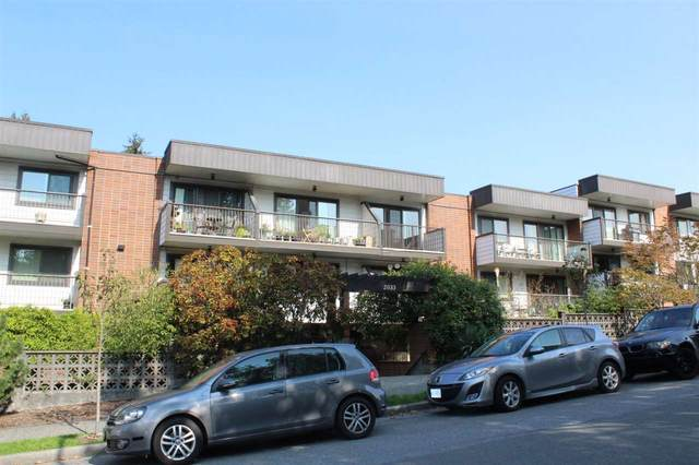 2033 Triumph Street #117, Vancouver, BC V5L 4X3 (#R2503694) :: Ben D'Ovidio Personal Real Estate Corporation | Sutton Centre Realty