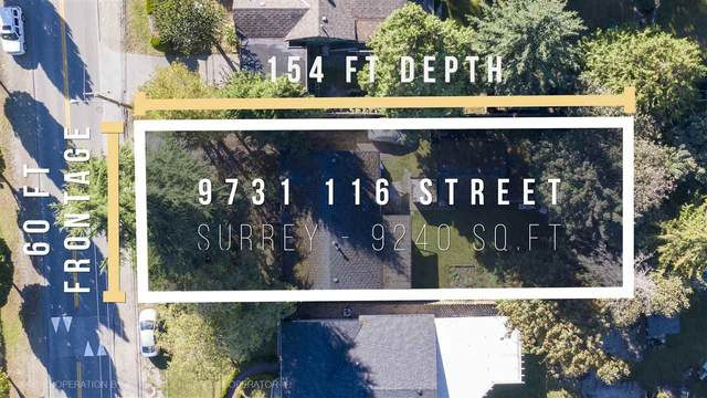 9731 116 Street, Surrey, BC V3V 3Z8 (#R2504157) :: 604 Home Group