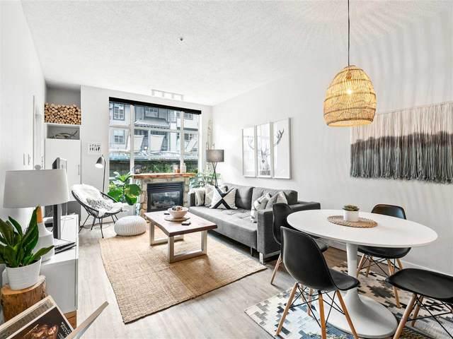 4573 Chateau Boulevard #104, Whistler, BC V0N 1B4 (#R2505151) :: Initia Real Estate