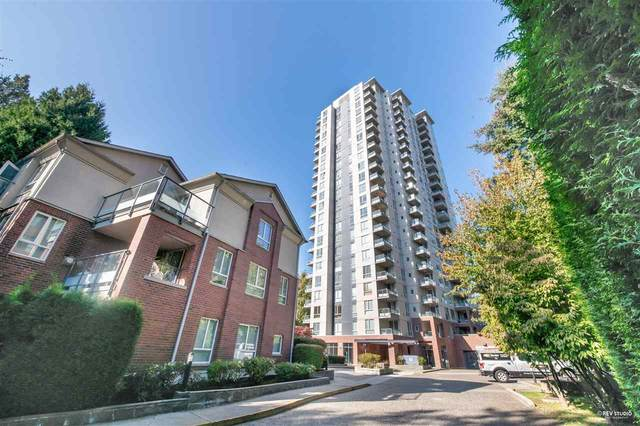 7077 Beresford Street Ph9, Burnaby, BC V5E 4J5 (#R2505690) :: 604 Home Group