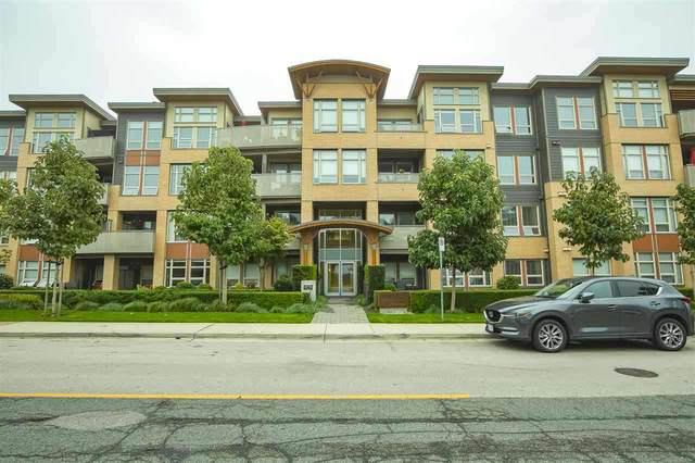 1166 54A Street #408, Delta, BC V4M 4B5 (#R2506393) :: Homes Fraser Valley