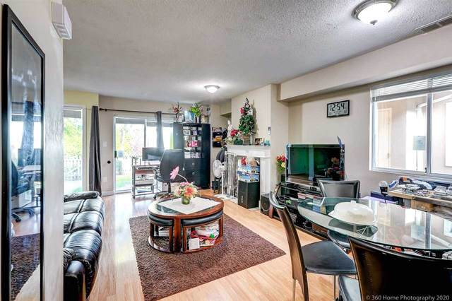 2211 No. 4 Road #144, Richmond, BC V6X 3X1 (#R2506800) :: Initia Real Estate
