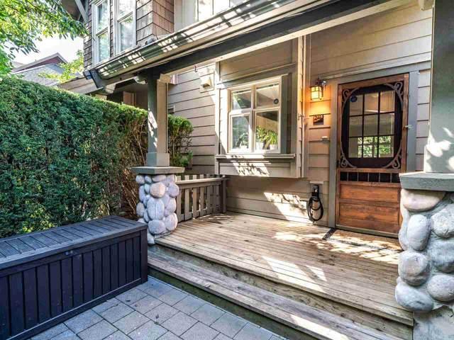 18 Jack Mahony Place #222, New Westminster, BC V3L 5V8 (#R2507035) :: Initia Real Estate