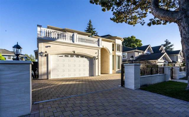 6480 Camsell Crescent, Richmond, BC V7C 2M7 (#R2507049) :: Initia Real Estate
