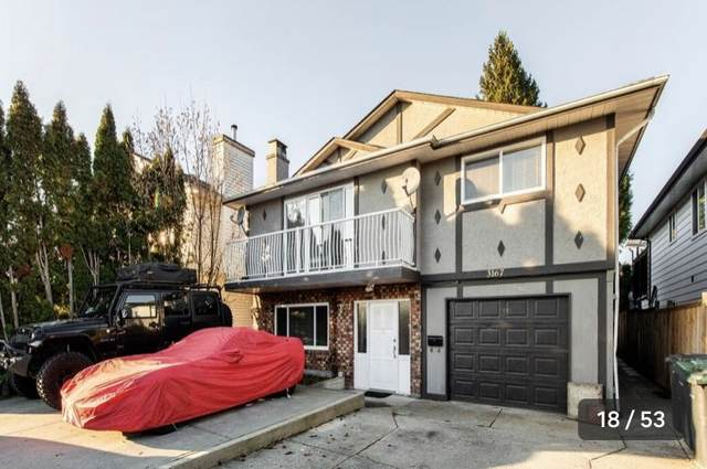 3167 Dunkirk Avenue, Coquitlam, BC V3B 5C5 (#R2507402) :: Homes Fraser Valley