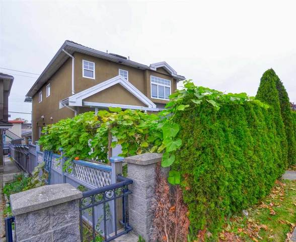 6831 Victoria Drive, Vancouver, BC V5P 3Y6 (#R2507615) :: Homes Fraser Valley