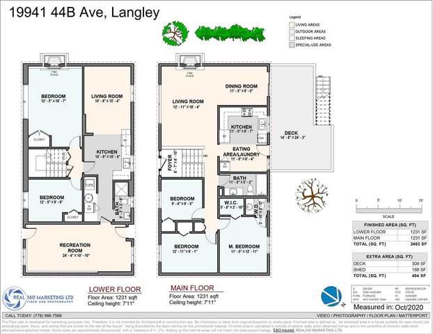 19941 44B Avenue, Langley, BC V3A 4V9 (#R2507664) :: Initia Real Estate