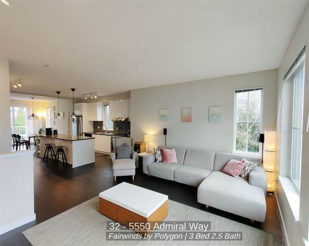 5550 Admiral Way #32, Delta, BC V4K 0C4 (#R2507704) :: Initia Real Estate