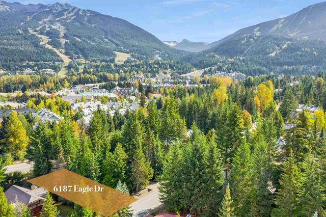 6187 Eagle Drive, Whistler, BC V8E 0C6 (#R2507740) :: 604 Home Group