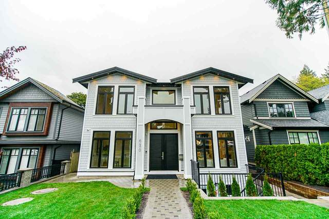 6470 Malvern Avenue, Burnaby, BC V5E 3G1 (#R2507828) :: 604 Home Group