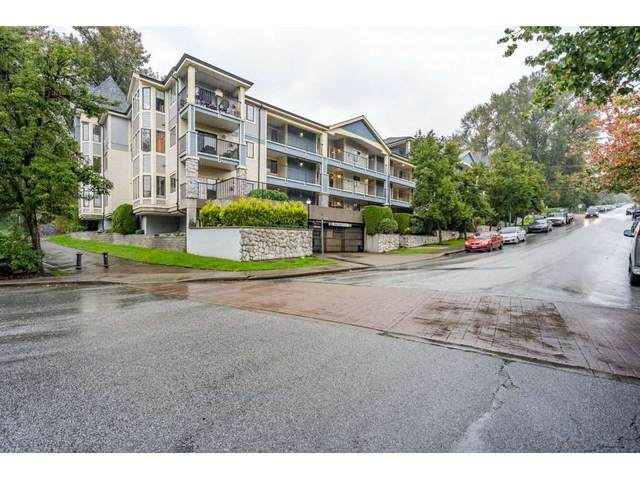 102 Begin Street #105, Coquitlam, BC V3K 4V2 (#R2508106) :: Homes Fraser Valley