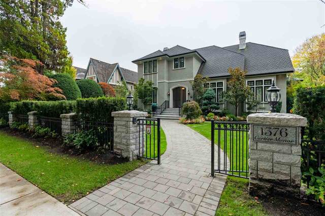 1376 W 26TH Avenue, Vancouver, BC V6H 2B1 (#R2508211) :: 604 Home Group