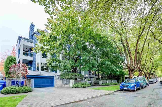 3720 W 8TH Avenue #404, Vancouver, BC V6R 1Z3 (#R2508437) :: 604 Home Group