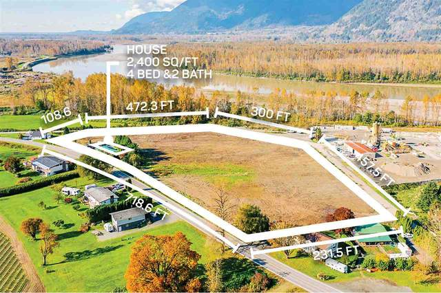 10715 Tower Road, Chilliwack, BC V2P 8B9 (#R2508585) :: 604 Home Group