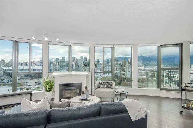 1088 Quebec Street #2604, Vancouver, BC V6A 4H2 (#R2508754) :: Homes Fraser Valley