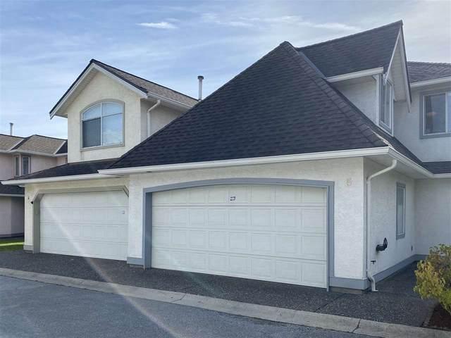 10000 Fisher Gate #5, Richmond, BC V6X 3W8 (#R2508970) :: Homes Fraser Valley
