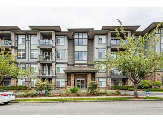 33338 Mayfair Avenue #309, Abbotsford, BC V2S 0A4 (#R2509328) :: 604 Home Group
