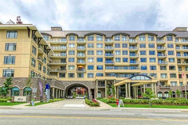 15333 16 Avenue #701, Surrey, BC V4A 0B9 (#R2510169) :: Initia Real Estate