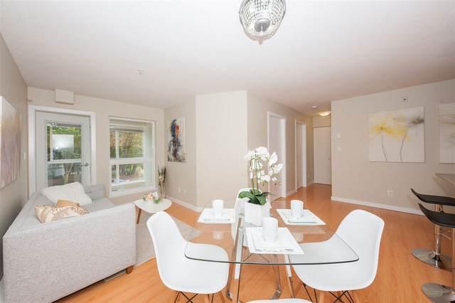 2891 E Hastings Street #210, Vancouver, BC V5K 5J8 (#R2510332) :: Initia Real Estate