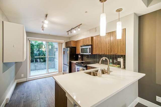 2110 Rowland Street #104, Port Coquitlam, BC V3C 0C2 (#R2510342) :: 604 Home Group