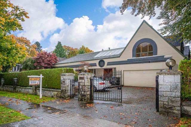 3699 Hudson Street, Vancouver, BC V6H 3A6 (#R2510527) :: Initia Real Estate