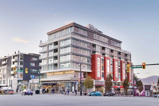 4083 Cambie Street #203, Vancouver, BC V5Z 0G9 (#R2510601) :: 604 Home Group