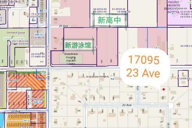 17095 23 Avenue, Surrey, BC V3Z 9Z2 (#R2510627) :: Initia Real Estate