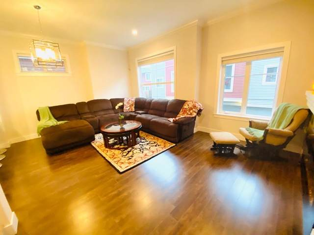 6945 185 Street #53, Surrey, BC V4N 6N4 (#R2510727) :: Initia Real Estate