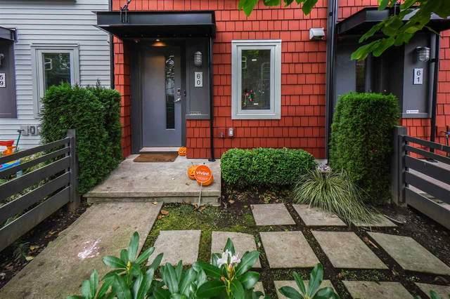 2310 Ranger Lane #60, Port Coquitlam, BC V3B 0K3 (#R2510810) :: Initia Real Estate
