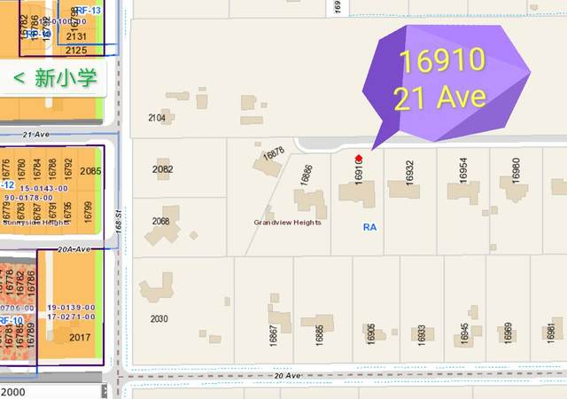 16910 21 Avenue, Surrey, BC V3Z 9Z4 (#R2510856) :: Initia Real Estate