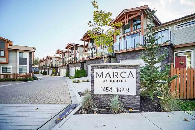 1454 162B Street #16, Surrey, BC V4A 9W3 (#R2510953) :: 604 Home Group