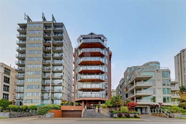 1419 Beach Avenue #301, Vancouver, BC V6O 1Y3 (#R2511212) :: Homes Fraser Valley