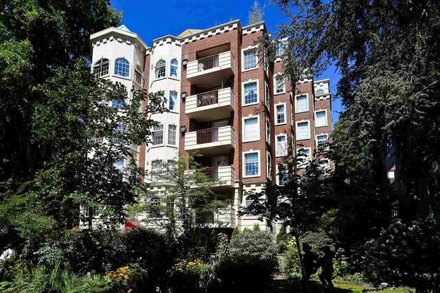 888 Bute Street #202, Vancouver, BC V6E 1Y5 (#R2511255) :: 604 Home Group