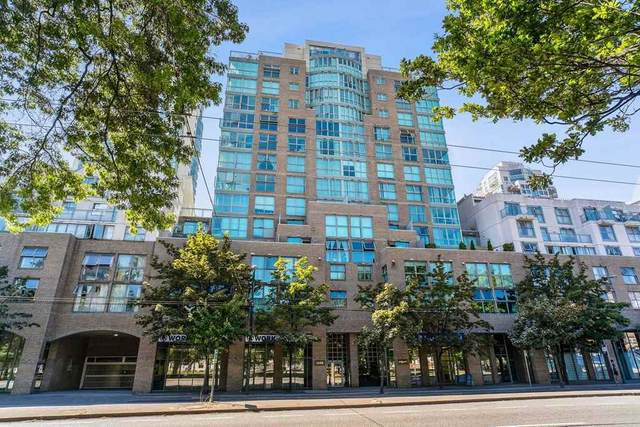 1159 Main Street #402, Vancouver, BC V6A 4B6 (#R2511331) :: Initia Real Estate