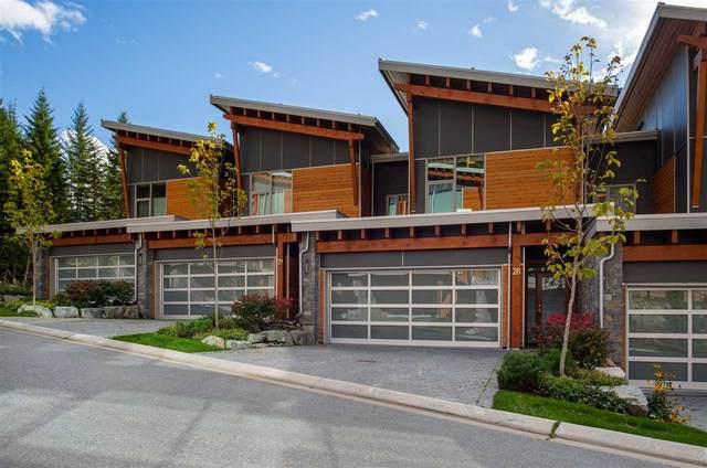 8400 Ashleigh Mcivor Drive #28, Whistler, BC V8E 1L8 (#R2511347) :: 604 Home Group