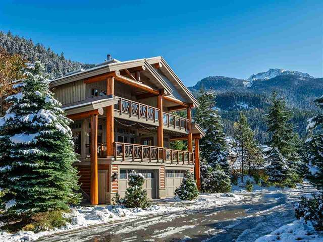 2324 Taluswood Place #25, Whistler, BC V8E 0R1 (#R2511422) :: Initia Real Estate