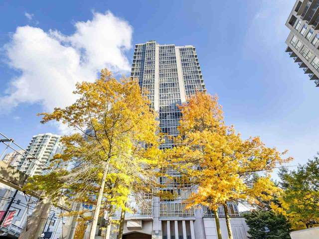 930 Cambie Street #1802, Vancouver, BC V6B 5Y1 (#R2511914) :: Homes Fraser Valley