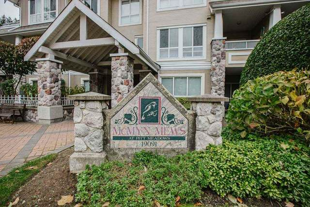 19091 Mcmyn Road #113, Pitt Meadows, BC V3Y 2S8 (#R2512433) :: Initia Real Estate