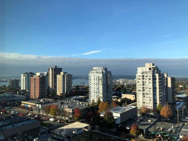135 E 17TH Street #1401, North Vancouver, BC V7L 0C4 (#R2512509) :: Homes Fraser Valley