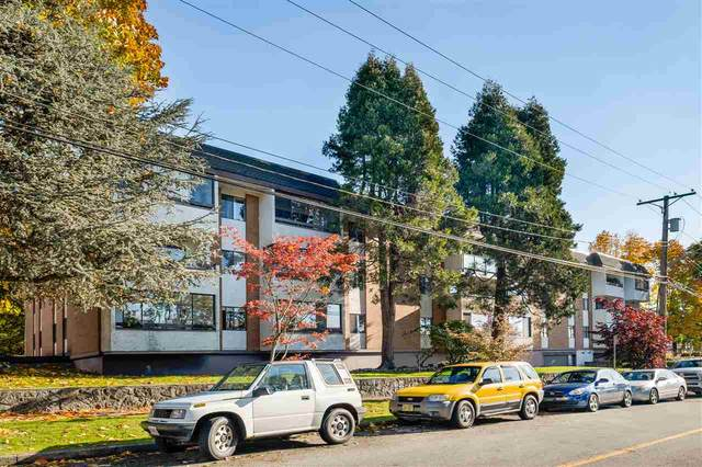 515 Eleventh Street #211, New Westminster, BC V3M 4G4 (#R2512586) :: Initia Real Estate