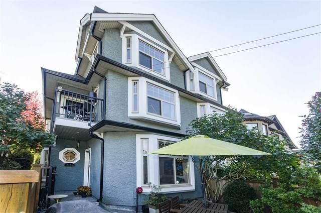 2166 Franklin Street, Vancouver, BC V5L 1R5 (#R2512653) :: 604 Home Group